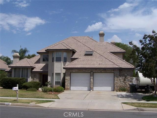 1609 Arcata Drive Redlands, CA 92374 - MLS #: EV18168150