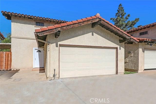 1039 S Reservoir Street Pomona, CA 91766 - MLS #: PW18030948