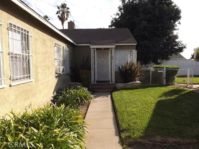 544 W Palm Street Compton, CA 90220 - MLS #: CV18277228