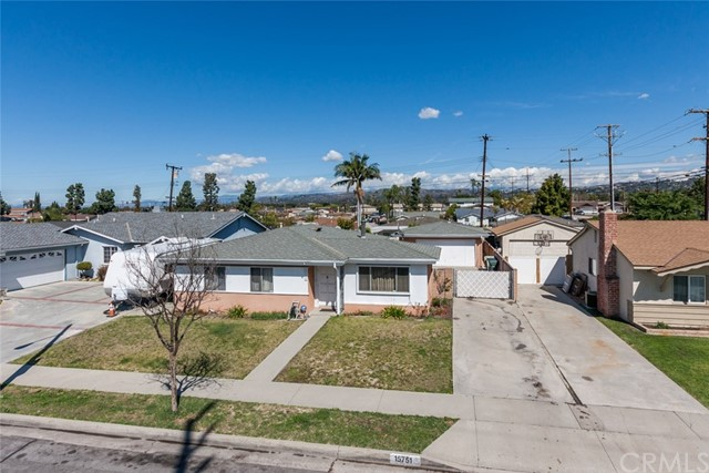 15751 Lemon Drive Whittier, CA 90604 - MLS #: PW18061234