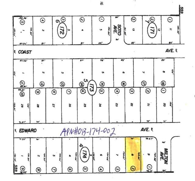 2468 Edward Avenue Salton City, CA 92275 - MLS #: 218013070DA