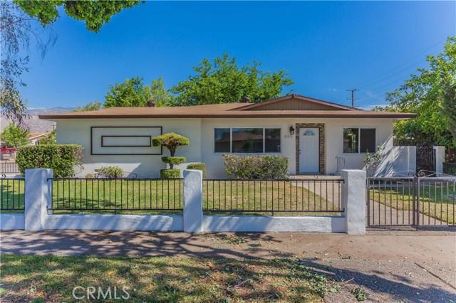 845 W 4th Street, Azusa, CA 91702
