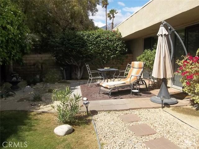 1681 Sunflower Court Palm Springs, CA 92262 - MLS #: 218013820DA