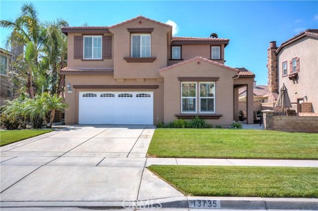 13735 San Luis Rey Court Rancho Cucamonga, CA 91739 TR17077286