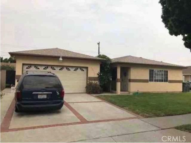 19316 Reinhart Avenue, Carson, California 90746, 3 Bedrooms Bedrooms, ,3 BathroomsBathrooms,Single family residence,For Sale,Reinhart,DW20042487