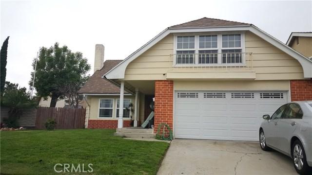 Single Family Home for Sale at 7841 Denise Circle La Palma, California 90623 United States