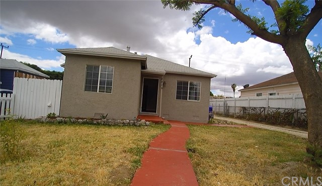Single Family Home for Sale at 1147 16th Street W San Bernardino, California 92411 United States