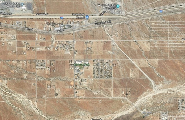 Land for Sale at Carmen Avenue Cabazon, California United States