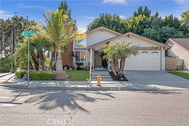 Photo of 17329 Vickie Avenue, Cerritos, CA 90703