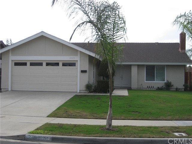 Single Family Home for Rent at 24472 Redlen St Lake Forest, California 92630 United States