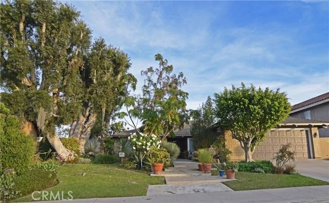 15874 Clarendon Street, Fountain Valley, CA, 92708