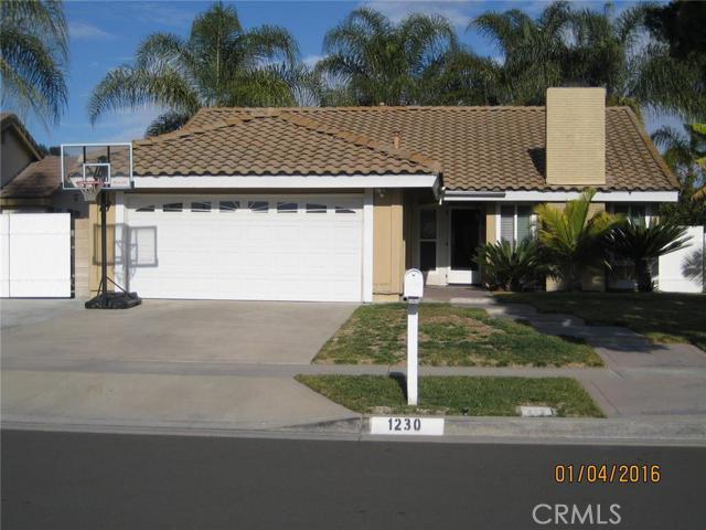 Rental Homes for Rent, ListingId:37298680, location: Anaheim Hills 92807