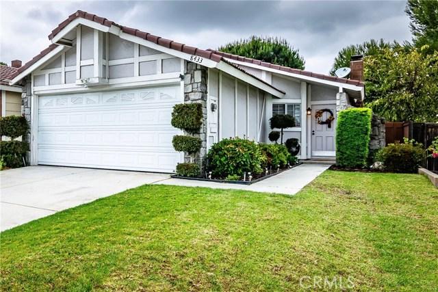 8433 E Amberwood Street, Anaheim Hills, California