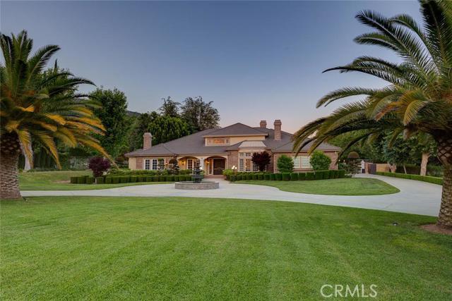 Casa Unifamiliar por un Venta en 76 Palm Hill Lane Bradbury, California 91008 Estados Unidos