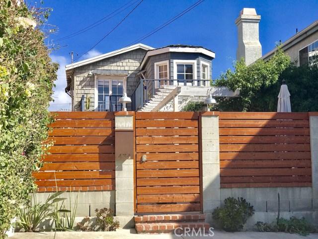 434 Gentry Street, Hermosa Beach, CA, 90254