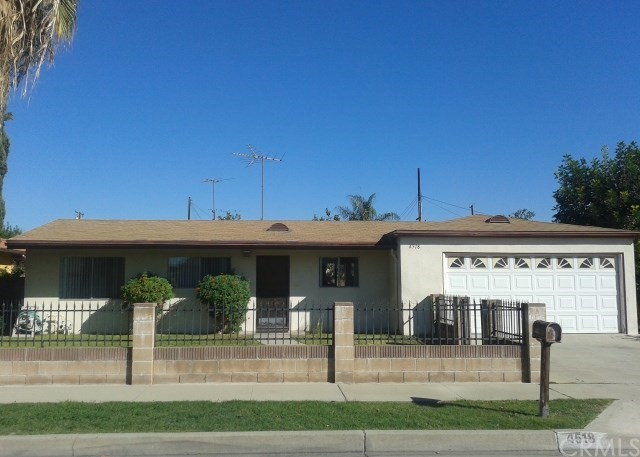 Single Family Home for Rent at 4518 Jerry Avenue Baldwin Park, California 91706 United States