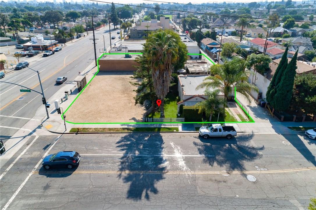 1718 W Spring Street - Long Beach, California