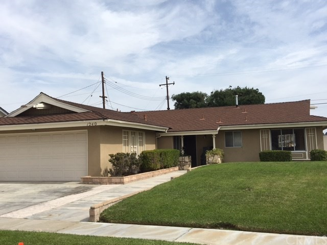 Single Family Home for Rent at 1240 Summershade Drive La Habra, California 90631 United States