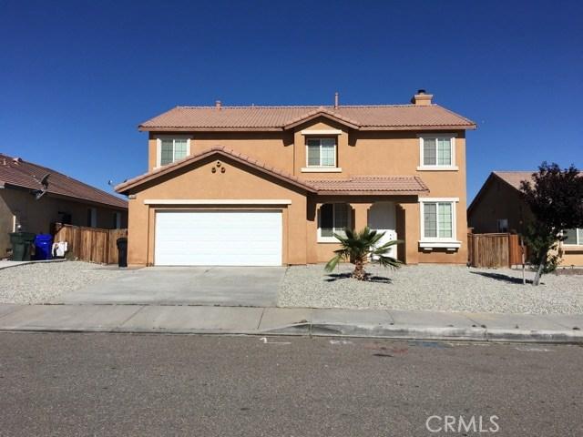 Single Family Home for Rent at 13650 Nova Lane Victorville, California 92392 United States