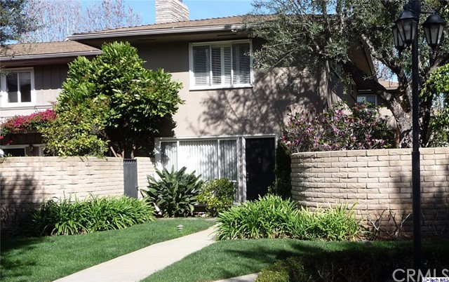 Townhouse for Rent at 956 Orange Grove Boulevard S Pasadena, California 91105 United States