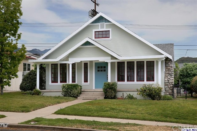Single Family Home for Sale at 3524 Downing Avenue Glendale, California 91208 United States