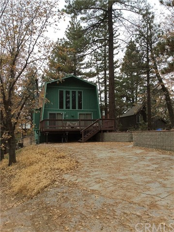 Single Family Home for Sale at 32732 Porcupine Lane Big Bear City, California 92314 United States