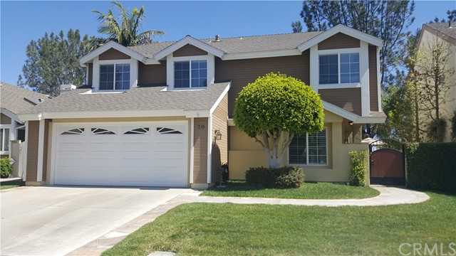 Single Family Home for Sale at 20 Windflower Aliso Viejo, California 92656 United States