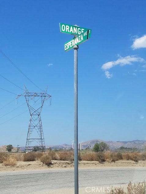 土地 为 销售 在 Orange Cabazon, 加利福尼亚州 美国