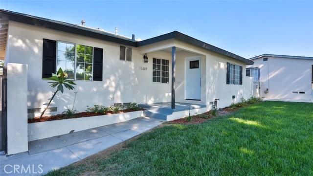 1569 Carol Drive, Pomona, California