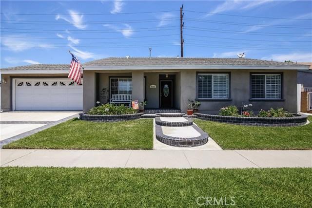 4113 E Alderdale Avenue Anaheim, CA 92807 - MLS #: PW17159045