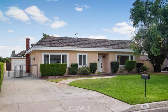 166 W Le Roy Avenue, Arcadia, CA 91007