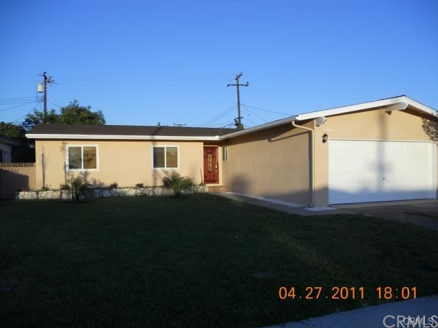Single Family Home for Rent at 15720 Rose Lane Westminster, California 92683 United States