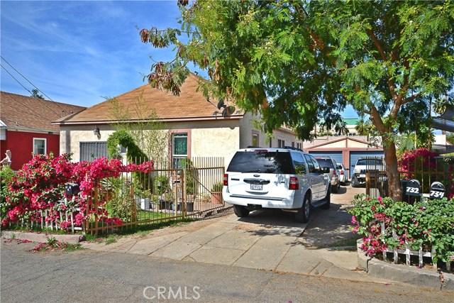 Single Family for Sale at 730 Mayfield Avenue N San Bernardino, California 92401 United States