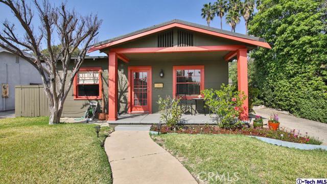 237 East Glenarm Street Pasadena CA  91106