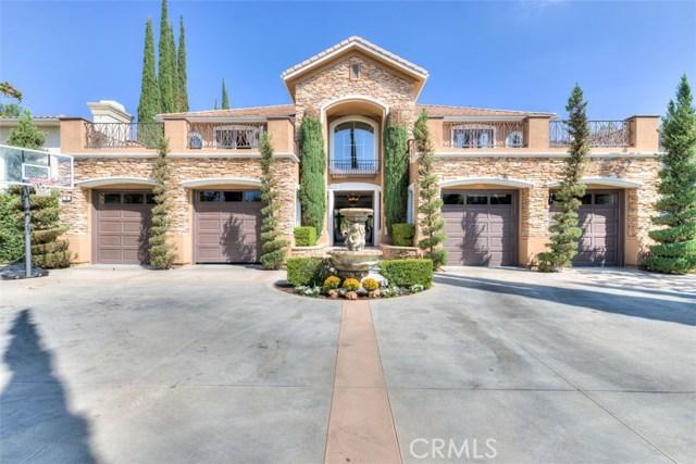 Single Family Home for Sale at 4 Joliet Drive Coto De Caza, California 92679 United States
