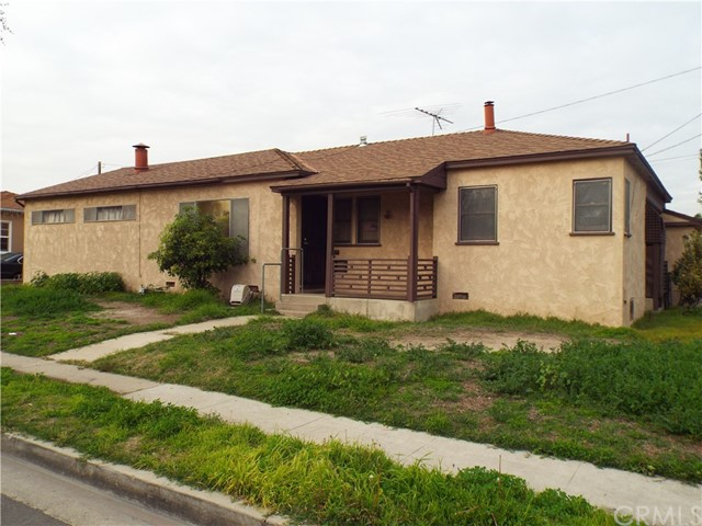 Single Family Home for Sale at 4833 Brompton Avenue Bell, California 90201 United States
