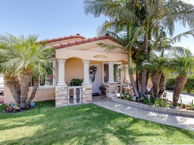 Single Family Home for Sale at 13912 Truro Avenue Hawthorne, California 90250 United States