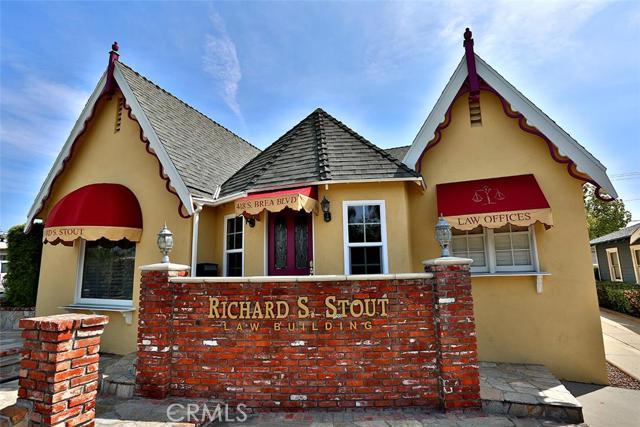 Single Family for Sale at 418 S Brea 418 Brea Brea, California 92821 United States