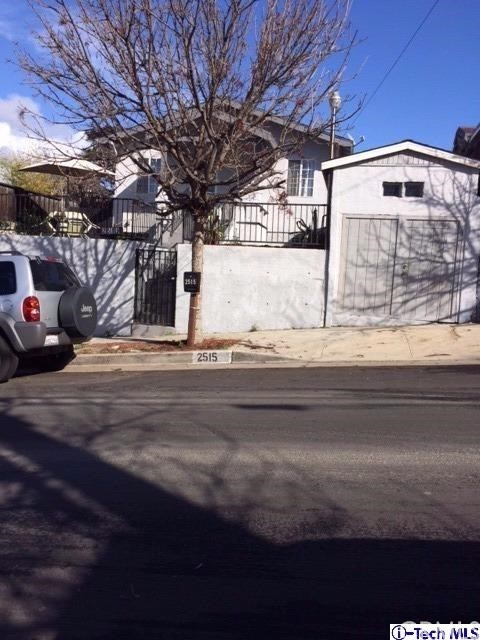 Single Family Home for Sale at 2515 Arthur Street Glassell Park, California 90065 United States