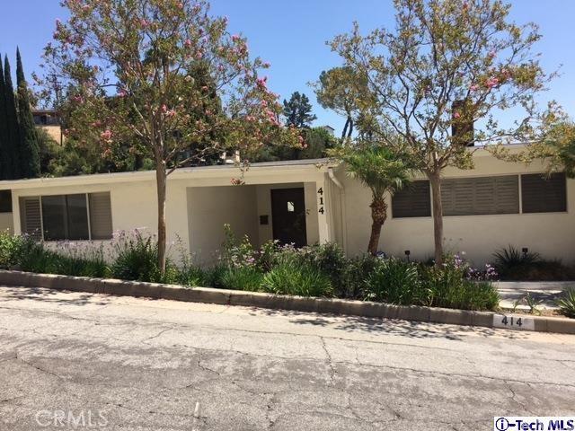 414 Kempton Road, Glendale, CA, 91202