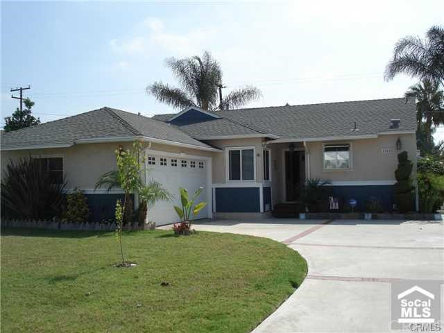 Single Family Home for Rent at 11522 Kathy St Garden Grove, California 92840 United States