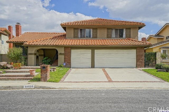 18530 Brymer Street Northridge, CA 91326 is listed for sale as MLS Listing 318001240