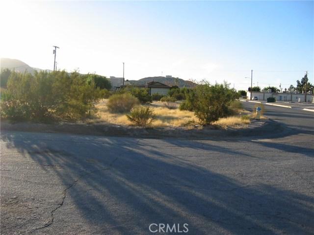 0 Cactus Drive, 29 Palms, CA, 92277