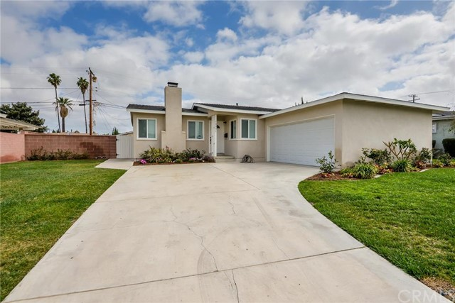Single Family Home for Sale at 10951 Danberry St Garden Grove, California 92840 United States