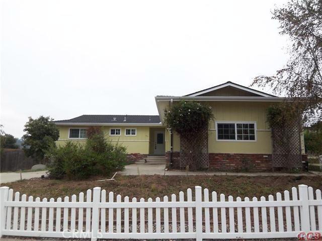 831  Fair Oaks Avenue, Arroyo Grande, California