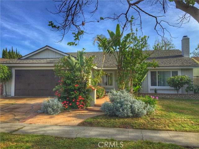 Single Family Home for Sale at 1014 21st Street E Santa Ana, California 92706 United States