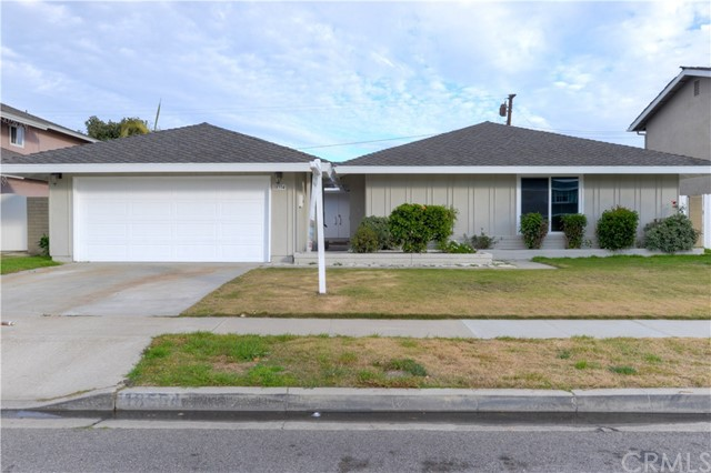 Single Family Home for Sale at 18554 Santa Andrea Street Fountain Valley, California 92708 United States
