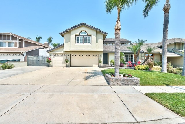 13135 Orange Court Chino, CA 91710 - MLS #: CV17162426