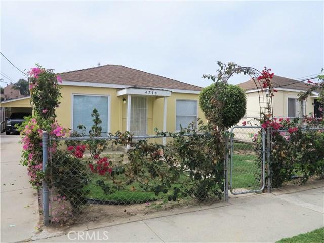 Photo of 4714 W 153rd Street, Lawndale, CA 90260