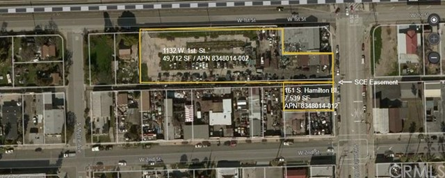 161 S Hamilton Boulevard Pomona, CA 91766 - MLS #: IV17016477